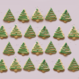 christmas christmascookies pattern lifestyle baking freetoedit
