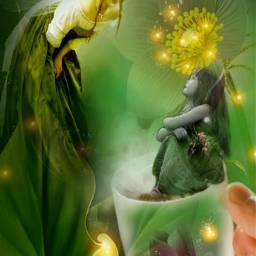 miedición fantasia...🎄 freetoedit fantasia ircteaday teaday