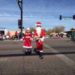 downtown glendale arizona parade music