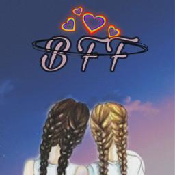freetoedit bff bestfriendforever challenge ircaestheticsky aestheticsky