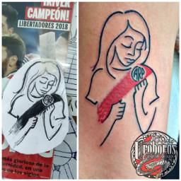 pasion piel tattoo tatuaje riverplate