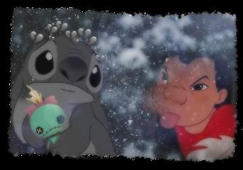 lilo&stitch sad disney toy alien freetoedit