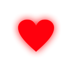 freetoedit heart red love asthetic
