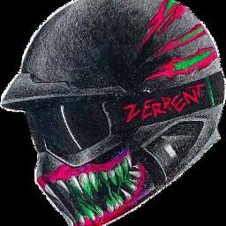 snake motorcycle motorbike helmet serpent freetoedit