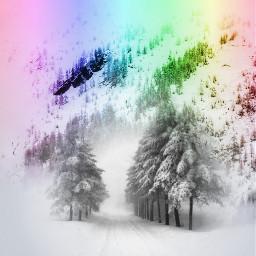 freetoedit winterwonderland winter backgrounds quickedit