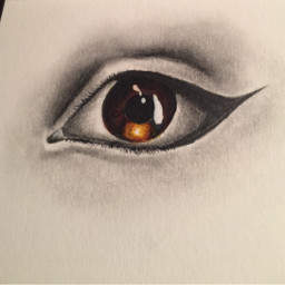 drawing interesting art eyedrawing eyeliner