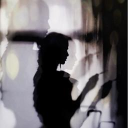silhouette artist painter doubleexposure madewithpicsart freetoedit