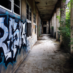 freetoedit lostplace abandoned architecture dark