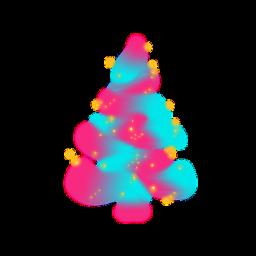 freetoedit christmastree christmas xmas 4asno4i ftestickers scevergreen evergreen