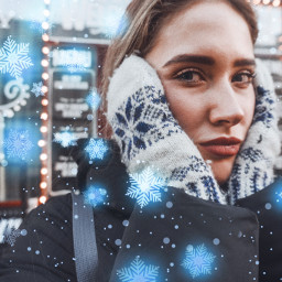 freetoedit snowflakes winter newyears nye