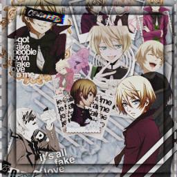 kuroshitsuji kiroshitsuji blackbutler blackbutler2 kuroshitsuji2 freetoedit