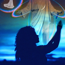 freetoedit ircmystical mystical jesus praying
