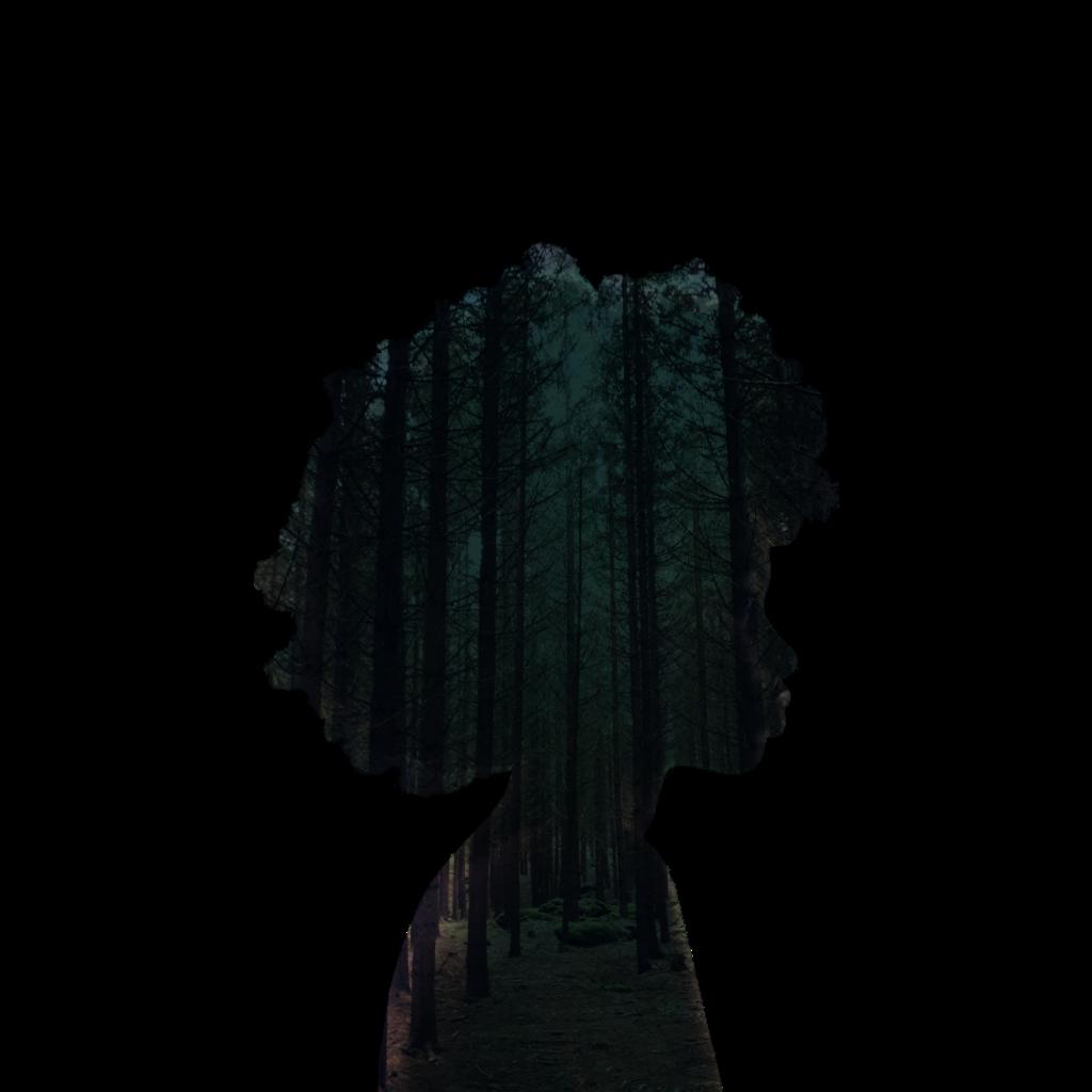 #woods #woman
