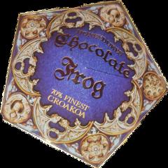 harrypotter honeydukes chocolate chocogrenouille freetoedit