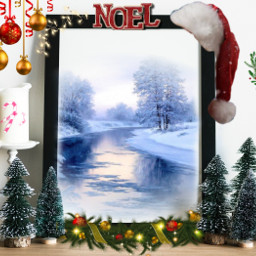 freetoedit ircchristmasframe christmasframe