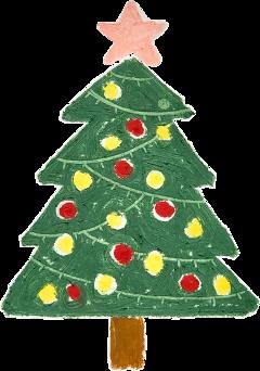 interesting party nature snow 圣诞树 freetoedit