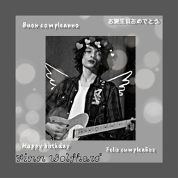 happybirthday finnwolfhard❤❤ buoncompleanno 23/12 freetoedit