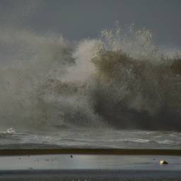 storm waves wind fiumicino myoriginalphoto