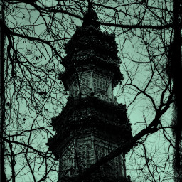 haunted mansion hauntedmansion scary spooky freetoedit