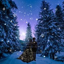freetoedit christmas christmasmood love snow fcholidaymood holidaymood