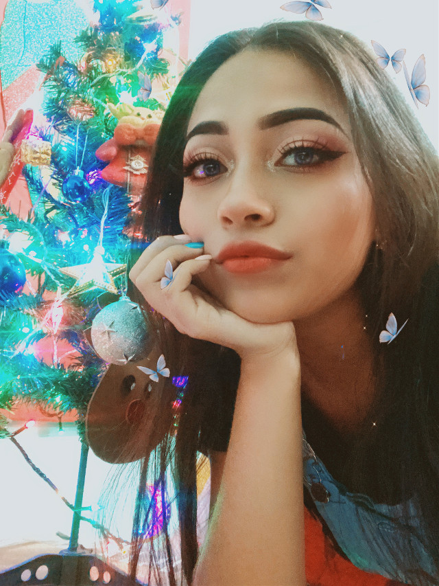 Feliz navidad amores 😍 #girl #navidad #crhistmas #merrychristmas #feliznavidad