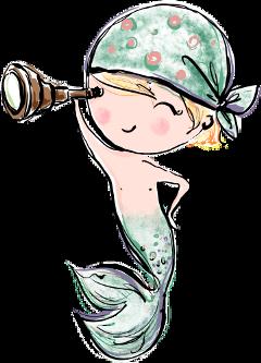 mermaid fantasy merboy glitter colorsplash freetoedit