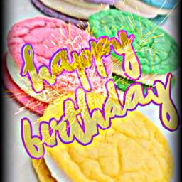 freetoedit macarons vignetteeffect hdreffect happybirthday