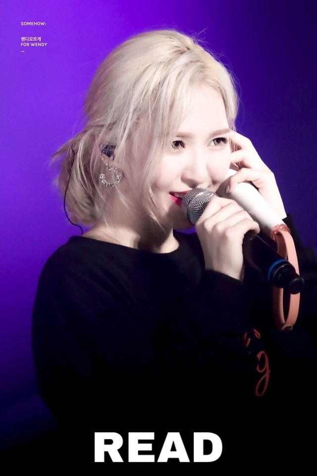 "[ READ BELOW ]  as many of you probably know , during red velvet ' s rehearsal stages the staff told wendy : "" go up the stairs and through the tunnel "" so she did , but since there was an unstable stage thanks to sbs , and no lighting in the dark tunnel , she fell about 2 . 5 meters . with nothing to catch her or break the fall , unfortunately resulting in fractures in her right pelvis and wrist , as well as cracks in her right cheekbone . the swelling and bruises all over her body are too severe for doctors to properly examine wendy as of now so she may be in hospital for a few months at least . all of this couldve been avoided once twice warned about the unstable stage before this incident , but sbs is stupid and didnt properly take care of it until after wendy ' s fall , the first apology basically stating : "" oh yeah , sorry about wendy , hope she gets better and next time we will be more careful . thanks for the heads up . "" which is such a goddamn shallow and short apology after an IDOL FRACTURED HER HIP , WRIST AND CHEEKBONES AFTER FALLING 6 FEET BECAUSE YOU DIDNT PUT LIGHTS and after all of this , sbs still made every idol use those stairs wendy fell off of to get onto the stage and perform during the event members of twice , stray kids , got7 , x1 , nct , monsta x , itzy , and bts slipped or fell on the stage . yknow the little girl that performed feliz navidad with bts ? jin slipped during that stage and he was only a few feet from the little girl .  solar fell during an interview on the red carpet , her scream honestly had me terrified and the scene looked terrible . but thankfully the interviewer instantly rushed to the aid of solar along with her members and - thank god - it was only minor injuries . solar is doing fine and performed her scheduled stage .      sbs makes me so mad because of this . and on top of all of this shit , the camerawork was terrible too ! ! sadly , red velvet lost their main vocalist for this comeback ( i was so excited because psycho is a bomb ass song and wendy totally was gonna own this era ) ugh , anyways , the bright side is that every kpop fandom came together for our idols' safety and wellbeing for christmas .  thank you for reading and have an awesome day / afternoon / night ! ~  #getwellsoonwendy #wendyredvelvet #sonwendy #wendyson #redvelvet #redvelvetwendy #sbsapologizetowendy #sbsapologizewendy"