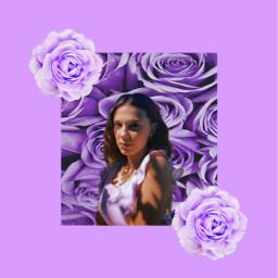 freetoedit milliebobbybrown purpleasthetic