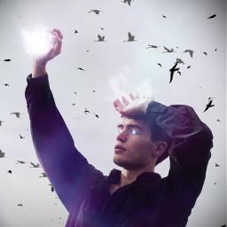 supernatural powers magic fantasy surreal freetoedit