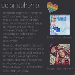 color colorscheme tutorial howto freetoedit