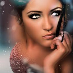 freetoedit fantasy fantasyart beautygirl fantasygirl
