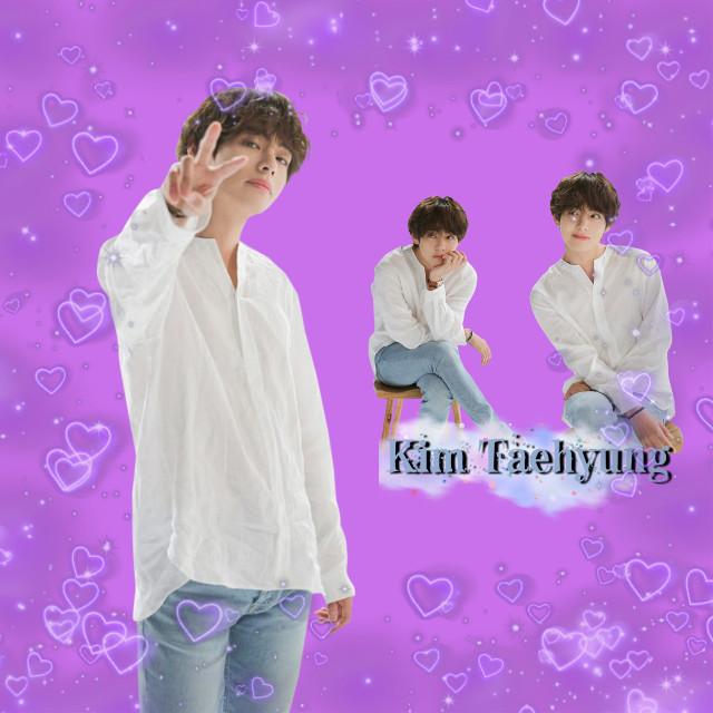 Happy Birthday V!!!💜  Feliz cumpleaños V!!!💜  Did you thought I forgot?Nah!  Pensástéis que me olvidara?Nah!  #bts  #v  #kimtaehyung  #ipurpleyou