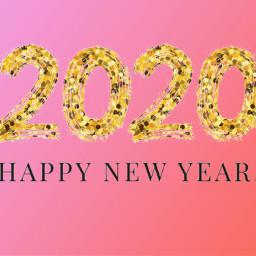 happynewyear newyear 2020 freetoedit