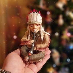 happynewyear newyear doll handmade cotton
