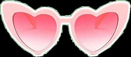 png pink overlay sunglasses freetoedit