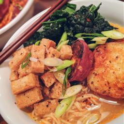 ramen noodles bowlfood vegan vegetarian