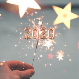 freetoedit newyear newyear2020 stars fireworks srcnewyear2020