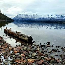 freetoedit winter lake frozen