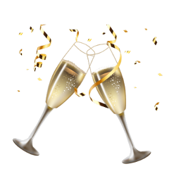 champagne*newyear*party* freetoedit champagne