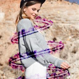 freetoedit desert remix swirl photography