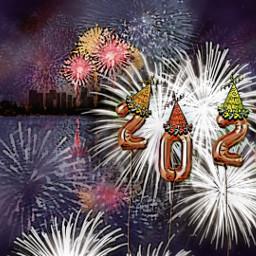 happynewyear 2020 newyearseve celebrate fireworks freetoedit srcnewyear2020 newyear2020
