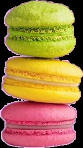 png macaron food overlay freetoedit