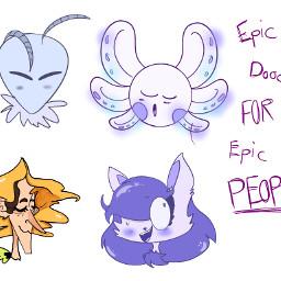 digitalart gift giftformyfriends epicvibers doodles