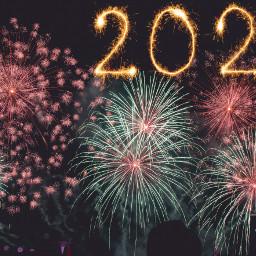 freetoedit fireworks newyear newyear2020 2020