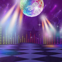freetoedit party dance background disco