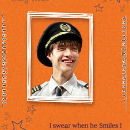 bang skz orange stars pilot freetoedit