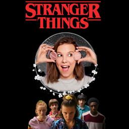 strangerthings eleven elf onze freetoedit