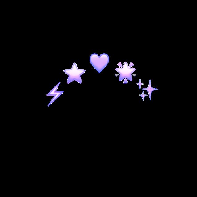 #aesthetic #purple #crown #heart #freetoedit