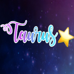 freetoedit zodiacseries taurus
